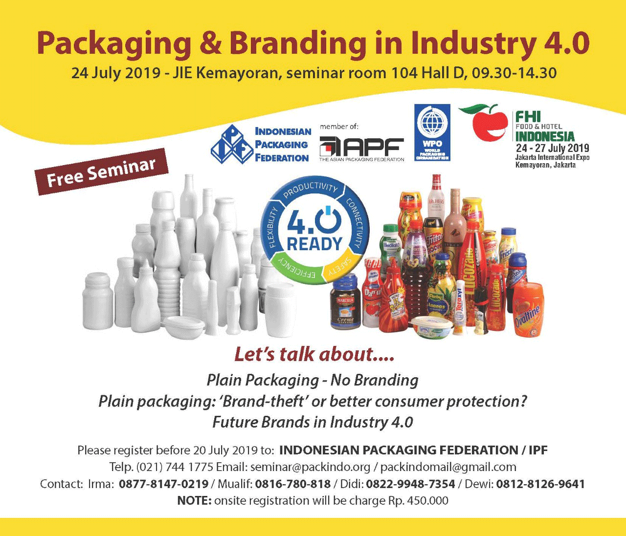 Indonesian Packaging Federation – Member of Asian Packaging Federation